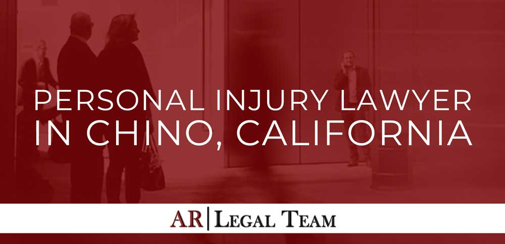 personal injury lawyer chino